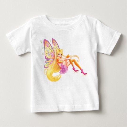 Kleinkind-feines Jersey-T - Shirt 