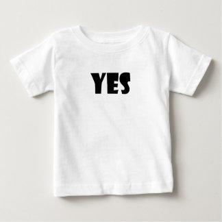 Kleinkind-ja Shirt Unisex
