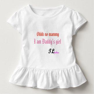 Kleinkind-Rüsche-T-Stück durch TLfashion Kleinkind T-shirt