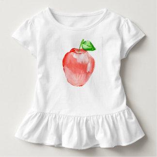 Kleinkind-Rüsche-T-Stück Kleinkind T-shirt