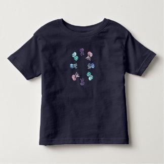 Kleinkind-T - Shirt mit Quallen