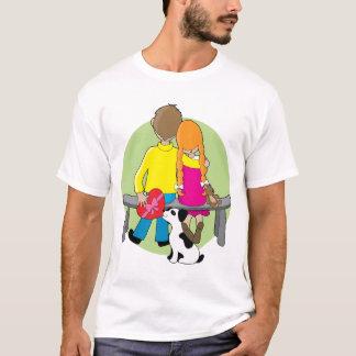 Kleinkind-Valentinsgruß T-Shirt