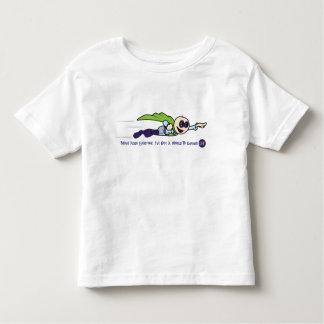 """Kleinkind """"Welt, zum von Jersey-T - Shirt zu"""