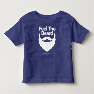 """Kleinkindt-stück """"glauben Sie des Bartes"""" Kleinkind T-shirt"""