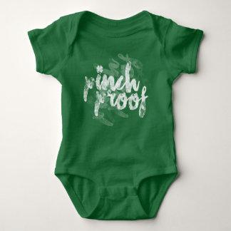 Klemmbeweis-St Patrick Tageskinder u. -baby Baby Strampler