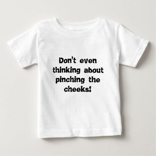 Klemmverhinderungs-Shirt Baby T-shirt