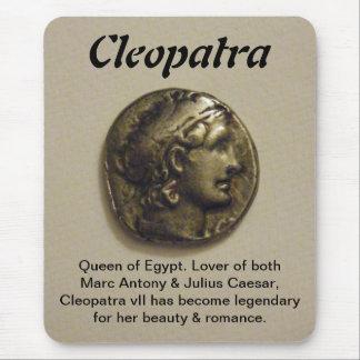Kleopatra-Königin von Ägypten Mousepad