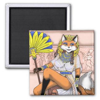 Kleopatra-Magnet Quadratischer Magnet