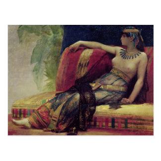Kleopatra Postkarte