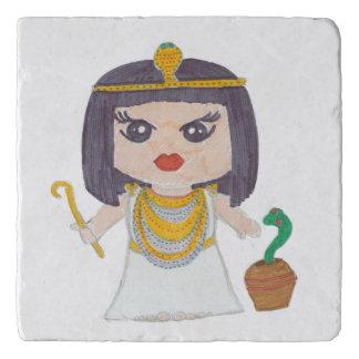 Kleopatra Töpfeuntersetzer