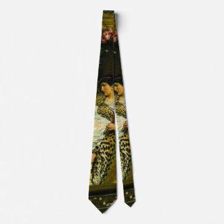 Kleopatra und Anthony 1883 Personalisierte Krawatten
