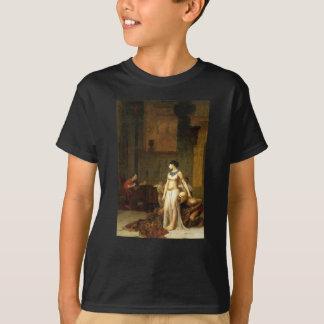 Kleopatra und Caesar T-Shirt