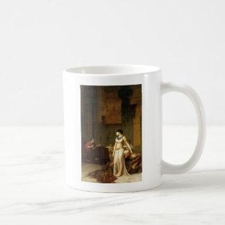 Kleopatra und Caesar Tasse