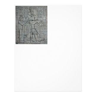 Kleopatra und Caesarion 21,6 X 27,9 Cm Flyer