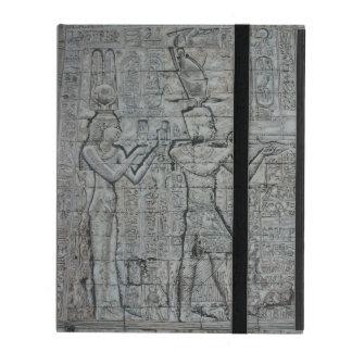 Kleopatra und Caesarion iPad Schutzhüllen