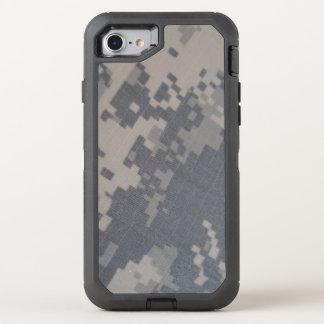 Klimaanlage-Art-Camouflage-Entwurf OtterBox Defender iPhone 7 Hülle