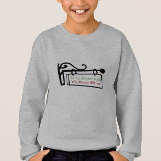 Kling Straßen-Kinder, die Strickjacke des Kindes Sweatshirt