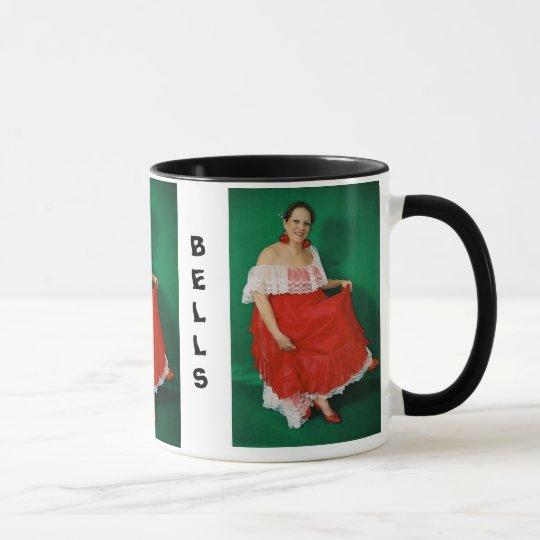 Klingel-Bell-Tasse Tasse