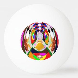 Klingeln Pong Ball des PingPong-3* kreative KUNST Tischtennis Ball
