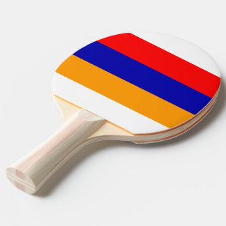 Klingeln Pong Paddel des Armenian-  Tischtennis Schläger