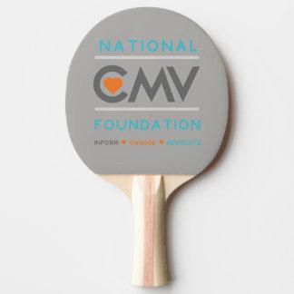 Klingeln Pong Paddel des Staatsangehörig-CMV Tischtennis Schläger