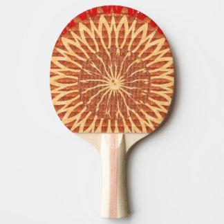 Klingeln Pong Paddel Goodluck Erfolg KUNST Tischtennis Schläger