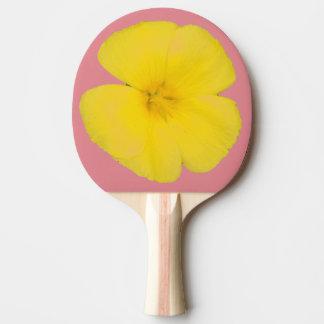 Klingeln Pong Paddel - indische Weststechpalme Tischtennis Schläger