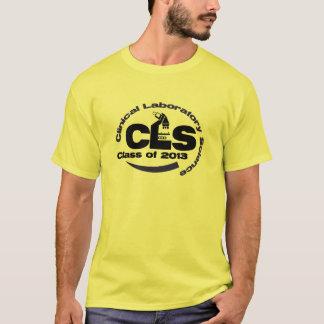 Klinische Laborwissenschafts-Klasse von T - Shirt