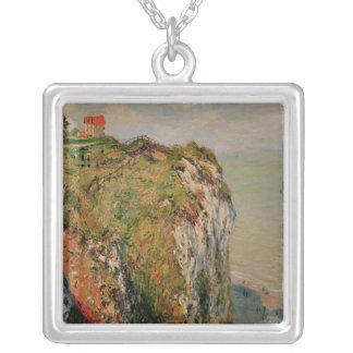Klippe Claude Monets | bei Dieppe, 1882 Versilberte Kette
