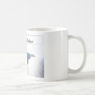 Klippen von Moher auf einer Tasse, Irland Kaffeetasse