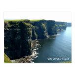 Klippen von Moher Irland Postkarten