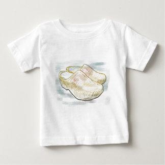 klompen.jpg baby t-shirt