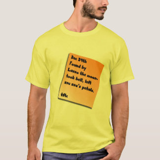 Klotz Georges Bailys T-Shirt