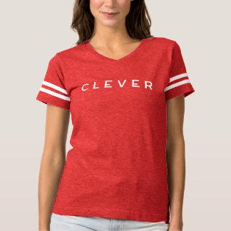 KLUGES ` Rückschritt-Team-Geist-T-Stück' T-shirt