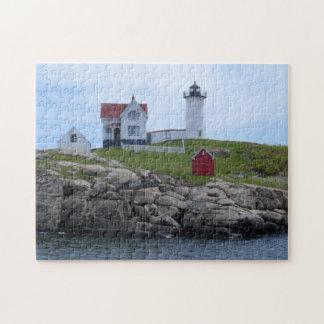 Klumpen-Leuchtturm - Maine