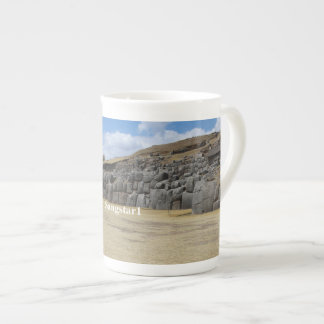 Knochen-China-Tasse Prozellantasse