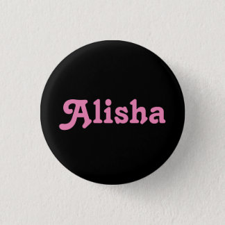 Knopf Alisha Runder Button 2,5 Cm