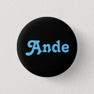Knopf Ande Runder Button 2,5 Cm
