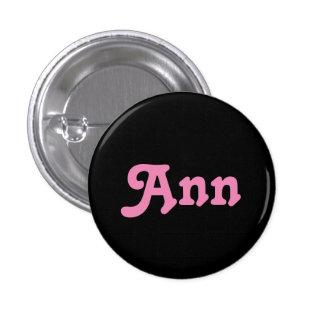 Knopf Ann Runder Button 3,2 Cm