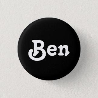 Knopf Ben Runder Button 2,5 Cm