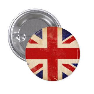 Knopf England Runder Button 2,5 Cm