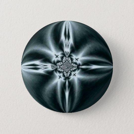 Knopf-König Pin Runder Button 5,7 Cm