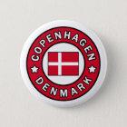 Knopf Kopenhagens Dänemark Runder Button 5,7 Cm