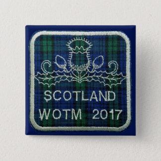 Knopf wotm8 quadratischer button 5,1 cm
