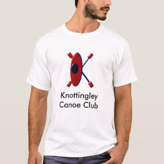 Knottingley Kanu-Verein T-Shirt