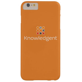 Knowledgent iPhone 6/6S plus Fall Barely There iPhone 6 Plus Hülle