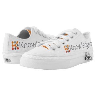 Knowledgent Niedrig-Spitze Turnschuhe Niedrig-geschnittene Sneaker