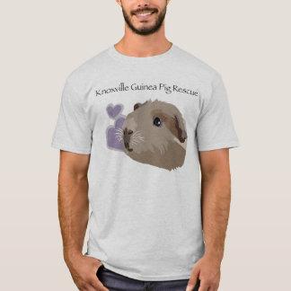 Knoxville-Meerschweinchen-Rettungs-offizieller T - T-Shirt
