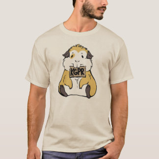 Knoxville-Meerschweinchen-Rettungs-T - Shirt