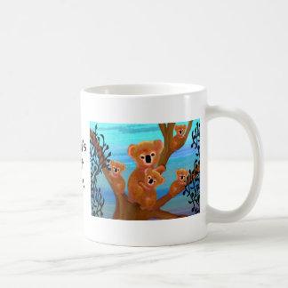 Koala-beste Mamma Kaffeetasse
